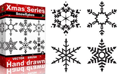 Xmas Series: Snowflakes
