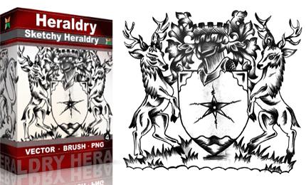 Vol.4 : Sketchy Heraldry