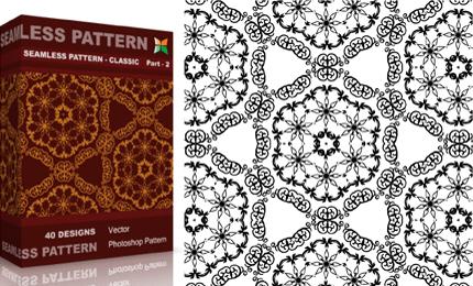 Seamless Pattern – Classic – Set.2