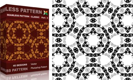 Seamless Pattern – Classic – Set.3